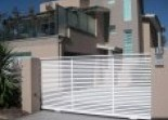 Decorative Automatic Gates Alumitec