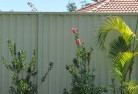 Asquith Back yard fencing 15