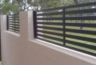 Asquith Brick fencing 11