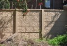 Asquith Brick fencing 20