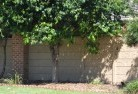 Asquith Brick fencing 22