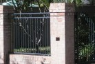 Asquith Brick fencing 8