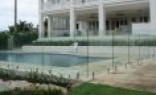 Landscape Supplies and Fencing Frameless glass