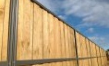 Fencing Companies Lap and Cap Timber Fencing Kwikfynd