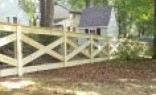 Landscape Supplies and Fencing Rail fencing
