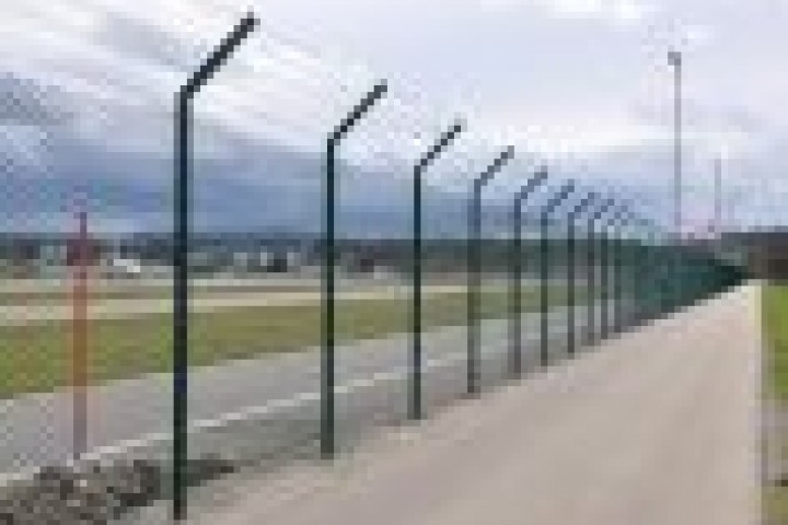 Alumitec Security fencing 720 480